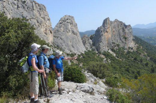 Hiking Provence