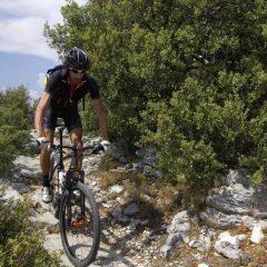 Mountain bike Provence + Mountain bike Luberon + Mountain bike ventoux