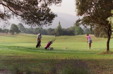 golf Provence + golf Luberon + golf Ventoux