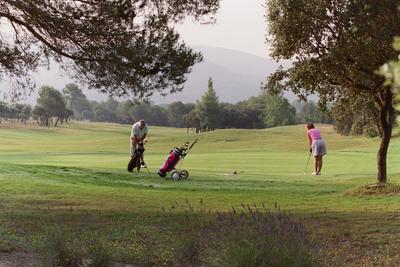 golf Provence + golf Ventoux + golf Luberon